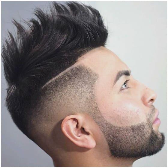 Peinados faciles para pelo corto de hombre