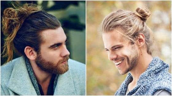 Peinados Para Hombres Con Cabello Largo