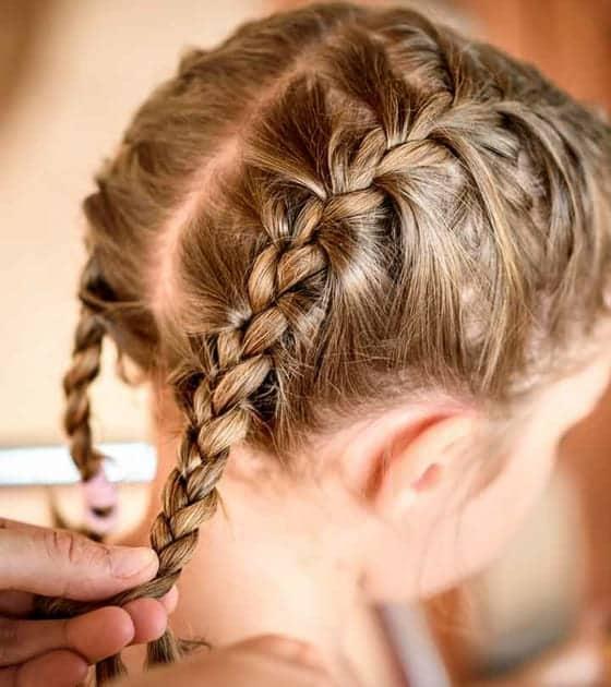 Peinados Para Niñas Con Cabello Corto