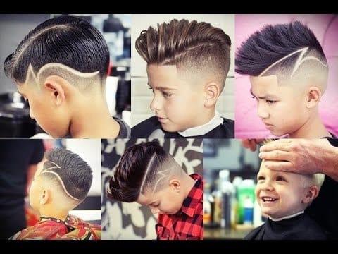 Peinados Para Niños 0