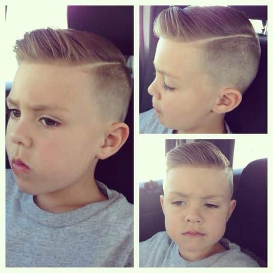 Peinados Para Niños Cabello Corto 2