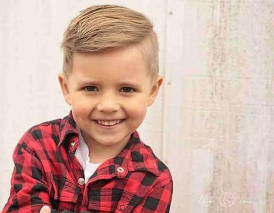 Peinados Para Niños Cabello Corto 3