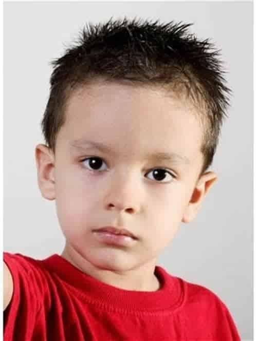 Peinados Para Niños Cabello Corto 5