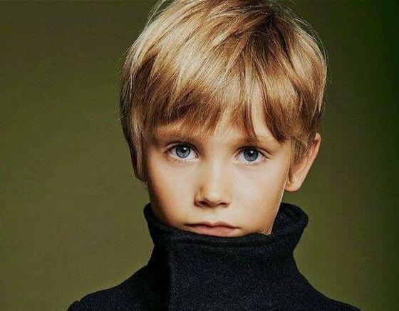 Peinados Para Niños Cabello Lacio 5