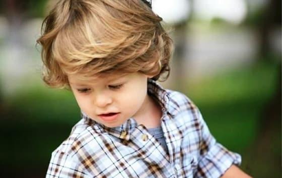 Peinados Para Niños Cabello Largo 2