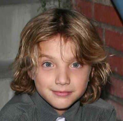 Peinados Para Niños Cabello Largo 6