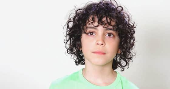 Peinados Para Niños Cabello Rizado 3