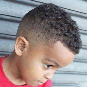 Peinados Para Niños Cabello Rizado 6