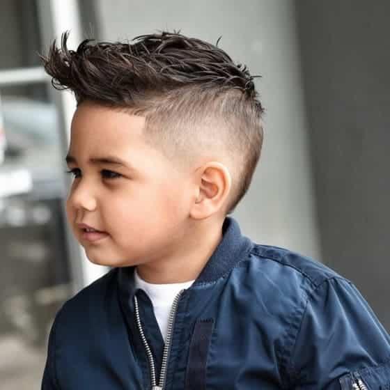 Peinados Para Niños Modernos 0