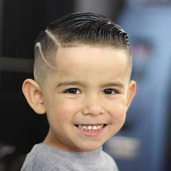 Peinados Para Niños Modernos 1