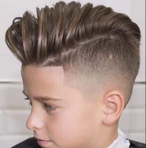 Peinados Para Niños Modernos 2