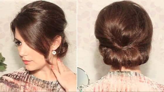Peinados Recogidos Para Mujeres 2