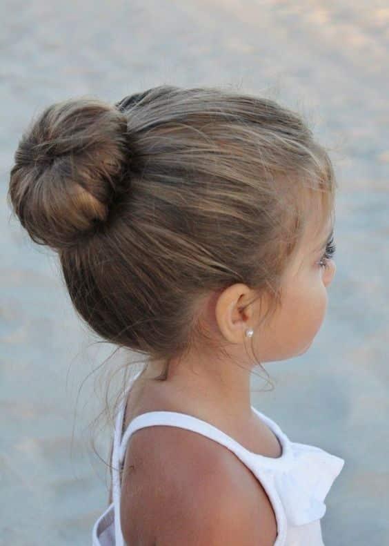 Damas De Honor Peinados Para Niñas (5)