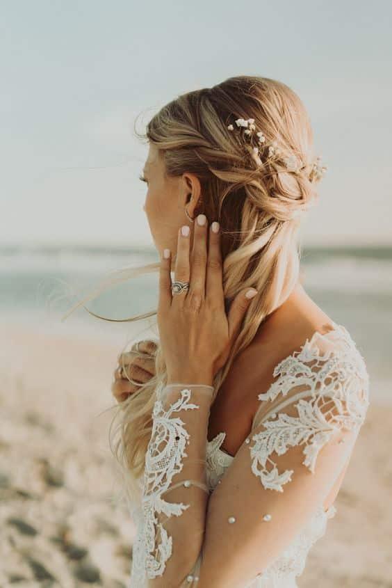 Peinados De Boda En Playa (1)