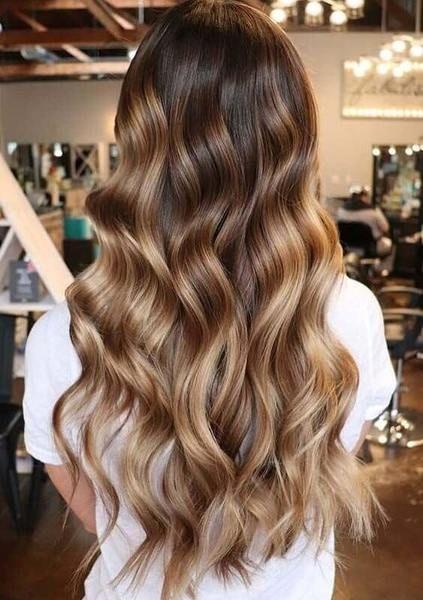 Peinados De Con Ondas Sueltas (5)