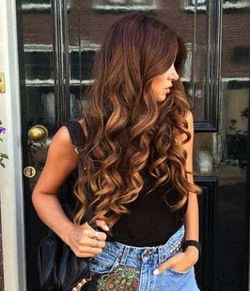 Peinados De Con Ondas Sueltas (6)