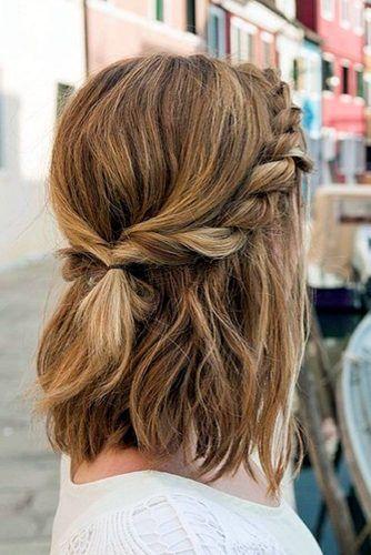Peinados De Noche Cabello Mediano (1)