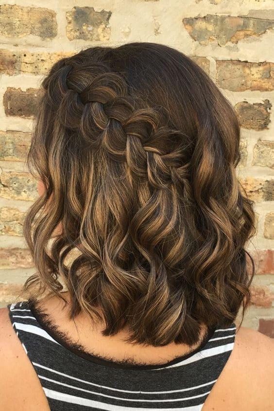 Peinados De Noche Cortos (3)