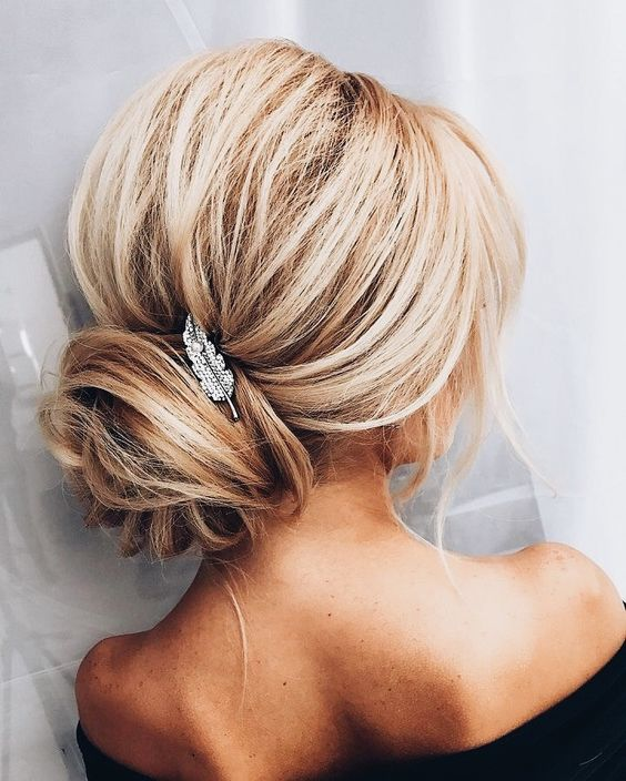 Peinados de noche recogidos