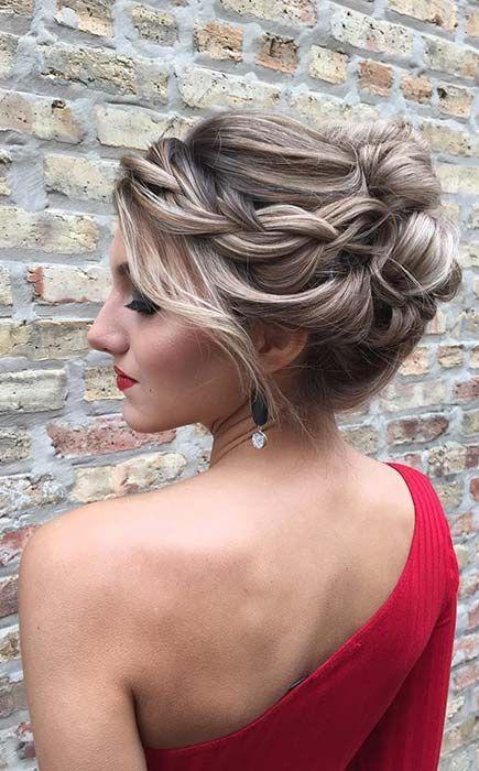 Peinados De Noche Diferentes Estilos Para Cada Cabello