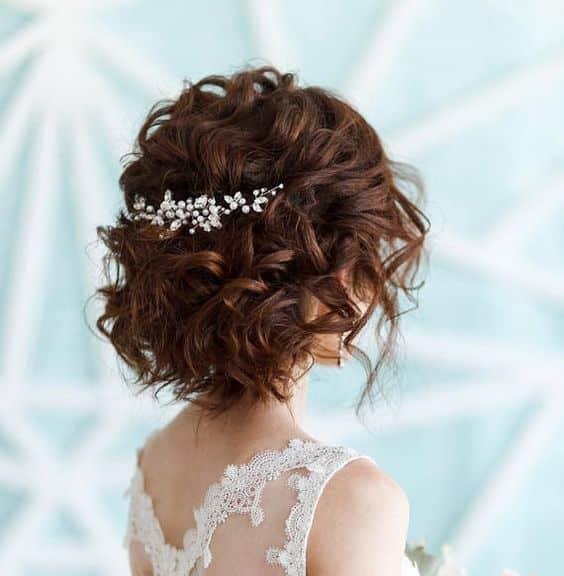 Peinados De Novia Cabello Corto (1)