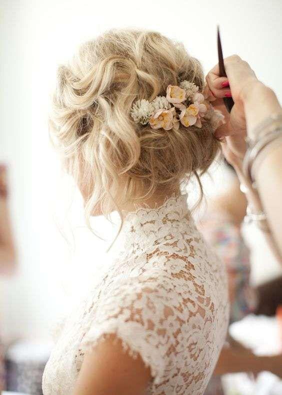 Peinados De Novia Cabello Corto (4)