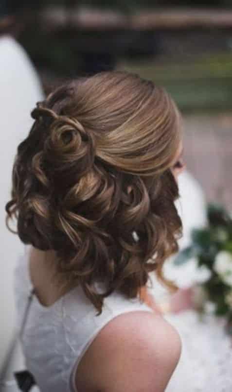 Peinados De Novia Cabello Corto (6)
