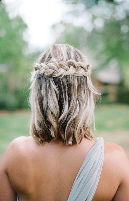 Peinados De Novia Cabello Corto (7)