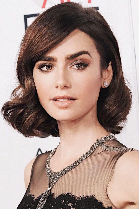 Peinados De Ondas Para Cabello Corto (7)