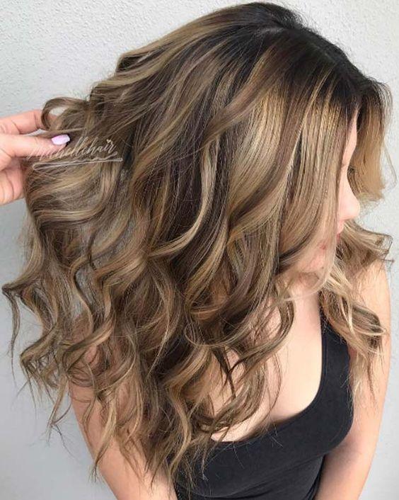 Peinados De Ondas Para Cabello Mediano (6)