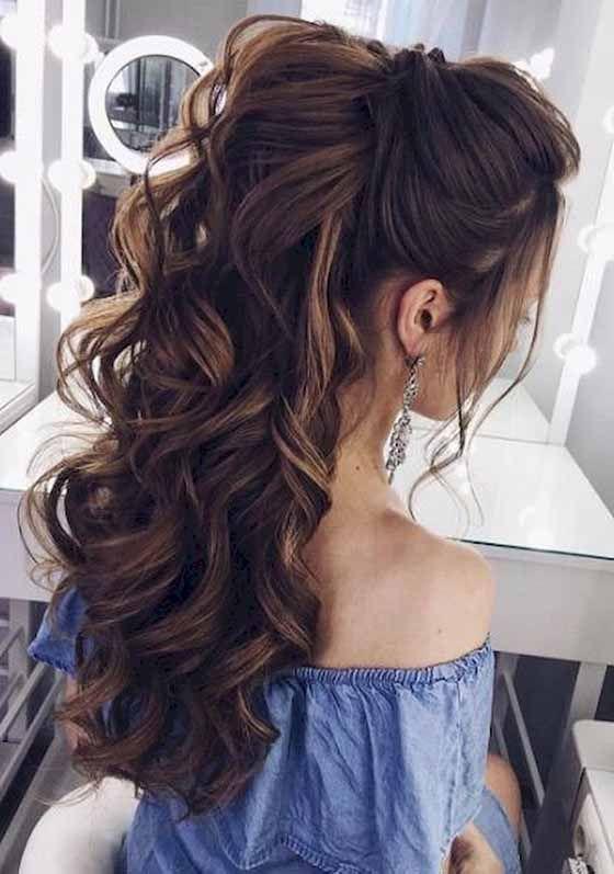 Peinados De Quinceañera Sueltos (3)
