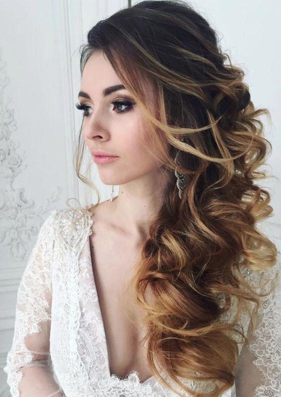 Peinados De Quinceañera Sueltos (4)