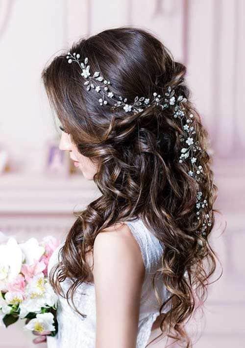 Peinados De Quinceañera Sueltos (7)
