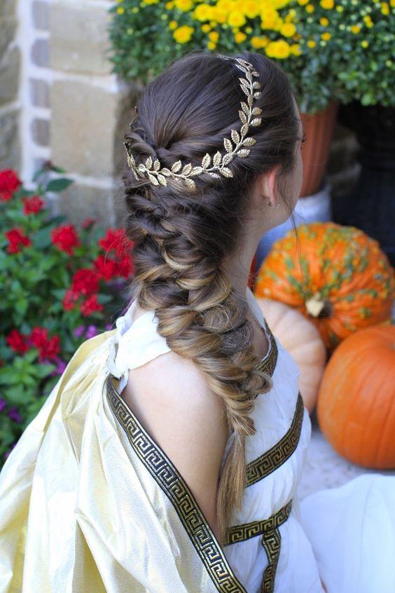 Peinados Griegos Antiguos (8)