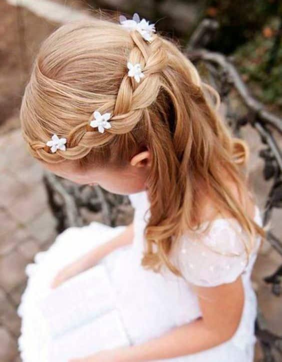 Peinados Modernos Para Niñas (2)
