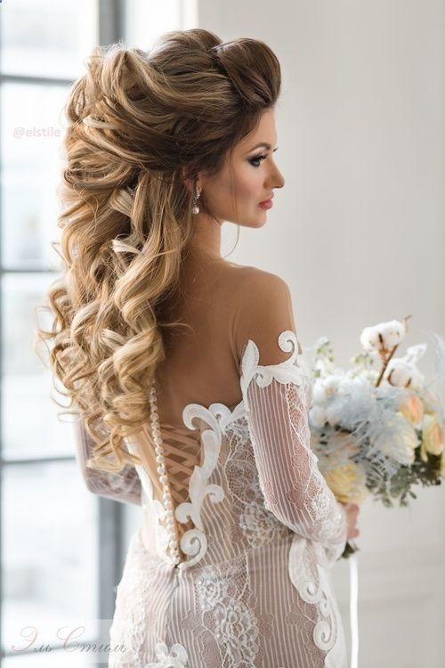 Peinados Novia Cabello Largo (6)