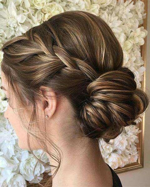 Peinados Para Damas De Honor Cabello Corto (2)