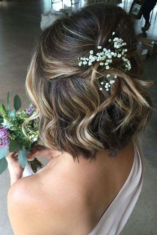 Peinados Para Damas De Honor Cabello Corto (7)