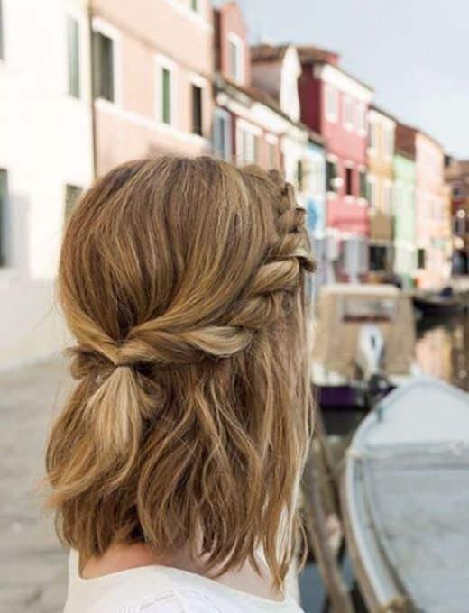 Peinados Para El Colegio Estilos Fáciles (3)