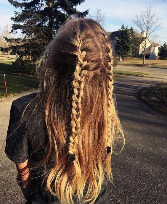 Peinados Para El Colegio Estilos Fáciles (4)