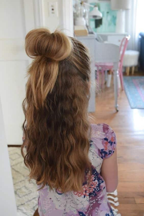 Peinados Para El Colegio Estilos Fáciles (5)