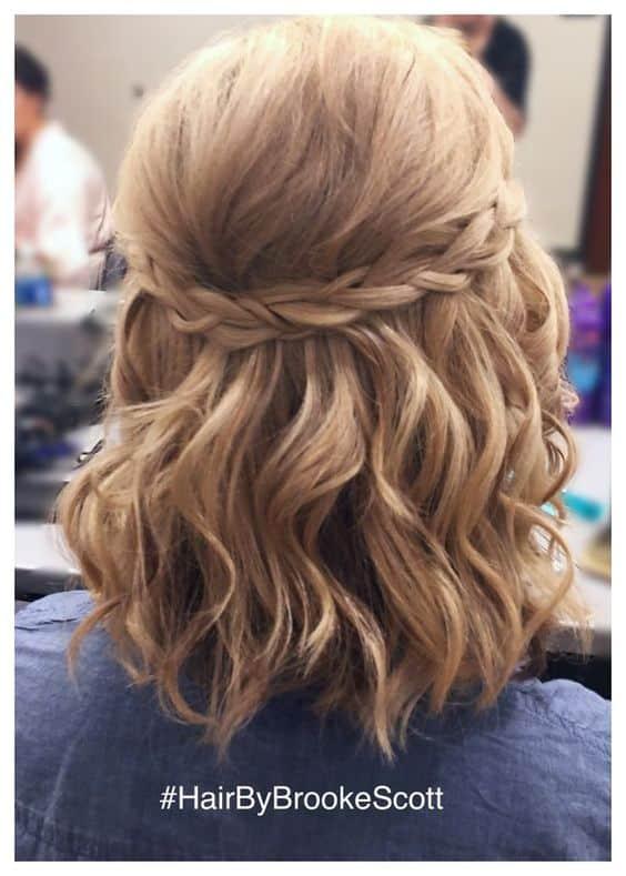 Peinados Cortos De Graduacion (5)